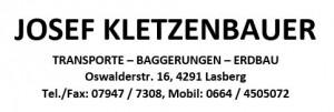 kletzenbauerjosef